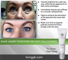 Scientifically formulated to offer both immediate and long term benefits, it: 1.) Instantly brightens the under eye area, softening the appearance of dark circles and fatigue. 2. Immediately reduces eye puffiness for a smooth, refreshed look. 3.) Helps to enhance the elimination of the pigments that cause dark circles. 4.) Works over time to suppress puffiness and the formation of bags under the eyes.