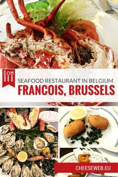 Monika reviews the fine-dining Restaurant Francois, in Brussels, Belgiums seafood capital, Place Sainte Catherine, to discover their Christmas menu.