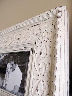 DIY rustic frames - so easy!