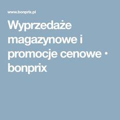 Wyprzedaże magazynowe i promocje cenowe • bonprix