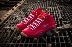 Packer Shoes x Reebok Question