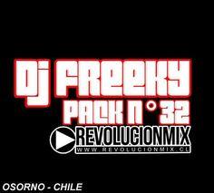 descarga DJ FREEKY – PACK N° 32 ~ Descargar pack remix de musica gratis | La Maleta DJ gratis online