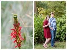 Brittany & Garrett | Engagement | UNC Carolina | Michelle Robinson Photography