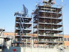 One of the most common and appreciated #scaffolding in Sydney is #kwikstage. When you need to support people and material in the construction of your building, there are numerous scaffolding options available in #Sydney.