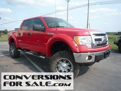 Used 2014 Ford F-150 XLT Lifted Truck