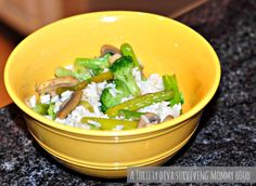 Simple Rice Vegetable Recipe #LoveEveryMinute - A Thrifty Diva Surviving Mommy Hood