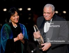 Actress Phylicia Rashad and Honoree Actor James Earl Jones attend the 2012 Marian Anderson awards gala at Kimmel Center for the Performing Arts on November 19 2012 in Philadelphia Pennsylvania Get premium, high resolution news photos at Getty Images