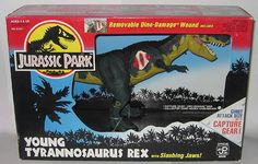 t rex toys for sale | ... Toy Archive Collectible Store: Kenner Jurassic Park Toys For Sale