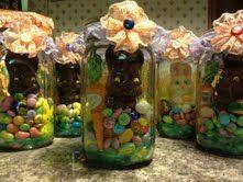 Easter Jars!