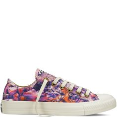 ff0e401ed308 Chuck Taylor All Star Floral Periwinkle Converse Chuck Taylor