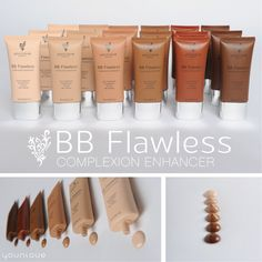 Meet skin care's ultimate overachiever, BB Flawless. youniqueproducts.com/heathershadder