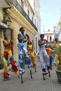 "Street Theatre 3, Cuba | ""Feel free to use this photo for yo… 