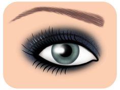 Perinteisissä savusilmissä eli smoky eyes -meikissä häivytykset ovat pehmeät ja huolellisesti tehty. Miten smoky eyes -meikki tehdään käytännössä?