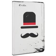 """Funda Tablet Evitta 7"""" 3P Le Moustache EVUN000419 #geek #tecnologia #oferta #regalo #novedades"""