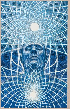 Alex Grey, Ecstasy