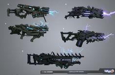 lightning gun by sobaku-chiuchiu on deviantART