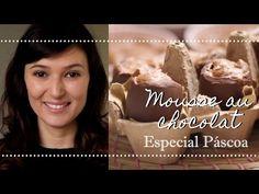 Melhor mousse de chocolate do mundo | Especial Páscoa - YouTube