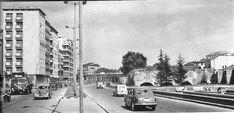Viale Filippetti nel 1955 | Milàn l'era inscì Urbanfile | Flickr Street View, Explore, History, Milano, Photography, Fotografia, Historia, Photograph, Fotografie