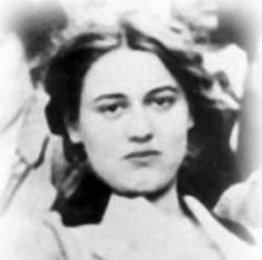 St. Edith Stein (also known by her religious name, Sister Teresa Benedicta of the Cross)