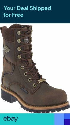 1eb05756eaef Harley-Davidson Harland Logger Boot (Women s)
