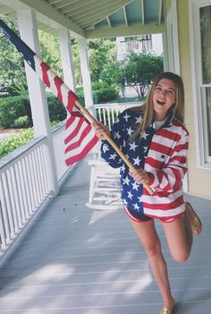 Southern Country Prep: @naomyxyz this is you in flag/human form.