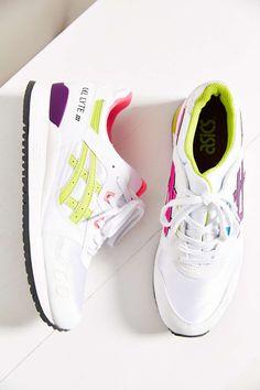 Asics Gel-Lyte III Womens Sneaker