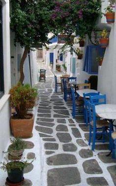 Parikia~Paros~Greece