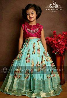 Girls Frock Design, Baby Dress Design, Kids Frocks Design, Baby Frocks Designs, Kids Lehanga Design, Kids Dress Wear, Kids Gown, Kids Wear, Frocks For Girls