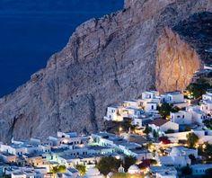 25 Secret European Villages: a quiet spot in Greece.