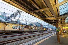 Numabukuro Station, Tokyo   Flickr - Photo Sharing!