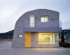 Korea Modern Architecture - Pixel House