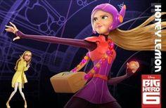 BIG HERO 6 #Disney Voice Cast Reveal http://www.weidknecht.com/2014/07/big-hero-6-disney-voice-cast-reveal.html