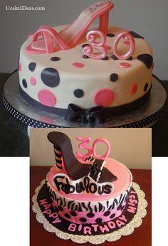 Three Elements to Consider of Designing Cake Ideas for Women, Birthday Cake Ideas For Women Turning 30 27th Birthday Cake, 30th Birthday Parties, Birthday Sweets, Birthday Wishes, Birthday Cake Ideas For Adults Women, Cakes For Boys, Women Birthday, Birthday Ideas, 30 Cake