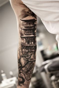40 Tattoo Sleeve Designs and Ideas