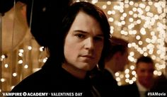 Vampire Academy, the movie gained such amazing popularity among the vampire lovers that its GIFs became an instant hit overnight. Vampire Academy Blood Sisters, Vampire Academy Cast, Dimitri Belikov, Danila Kozlovsky, Rose Hathaway, Film Books, About Time Movie, Movies And Tv Shows, Movie Tv
