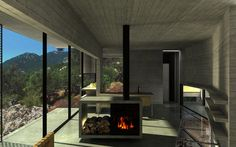 Corcega House | Luciano Kruk