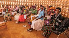 Bloomberg's African investment:  Bloomberg Philanthropies has invested millions of dollars into building the capacity of female coffee farmers in East Africa, with some exceptional results.