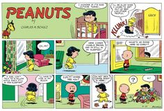 Peanuts Begins Comic Strip, August 28, 2016     on GoComics.com