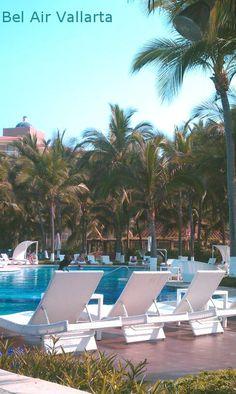 Bel Air Vallarta un lugar para relajarte y olvidarte del estrés.