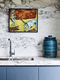 Sandy Bay Residence by Flack Studio - Tasmania, Australia - Video Feature - The Local Project Dynamic Design, All Design, Interior Design Kitchen, Interior Decorating, Flack Studio, Art Deco Home, Tasmania, Organizer, Soft Furnishings