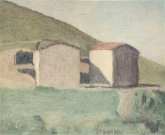Giorgio Morandi Landscape