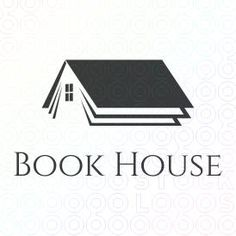 Book House logo More With fireplace and child reading Typography Logo, Logo Branding, Logo Design Liebe, Library Logo, Book Logo, Book Cafe, Education Logo, School Logo, Logo Restaurant