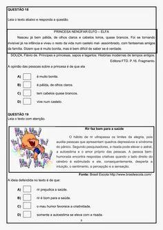 """AVALIAÇÃO DIAGNÓSTICA 3º ANO PORTUGUÊS E MATEMÁTICA ~ """" Cantinho do Educador Infantil """""""