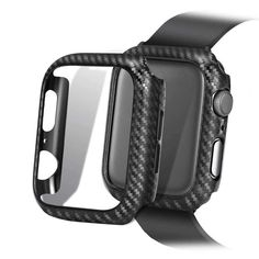 Buy Protector Case for Apple Watch Series 4 3 2 1 Plastic CFRP Carbon Fiber Bumper Case Cover for IWatch 38 42 40 at Wish - Shopping Made Fun Uganda, Apple Band, Apple Watch Bands, Seychelles, Sierra Leone, Apple Watch Colors, Georgia, Apple Watch Nike, Apple Watch Accessories