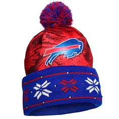 68b5275a9cf MUST-Have beanie for any fan! Vibrantly embroidered team name and logo!  Team-colored pom on the top!