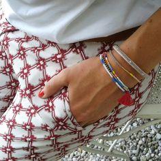 Isabel marant pants Anni Lu bracelets