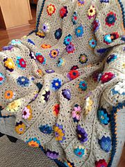 Ravelry: Flower To Granny motif pattern by Becky Simmons