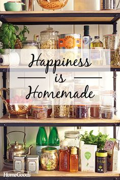 Eating well begins at home. Food nurtures the mind, body and soul and the kitchen is where we prepare and share our meals. Learn more about our Wellness department - a carefully curated offering of health-conscious ingredients and foods at HomeGoods prices!