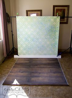 A review on Lemon Drop Stop's paper backdrops and floor drops