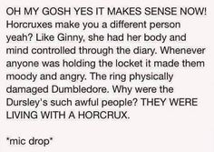 That's not true, the Dursleys were just horrible people to Harry because Petunia was so against wizards. God, read the f-ing books people